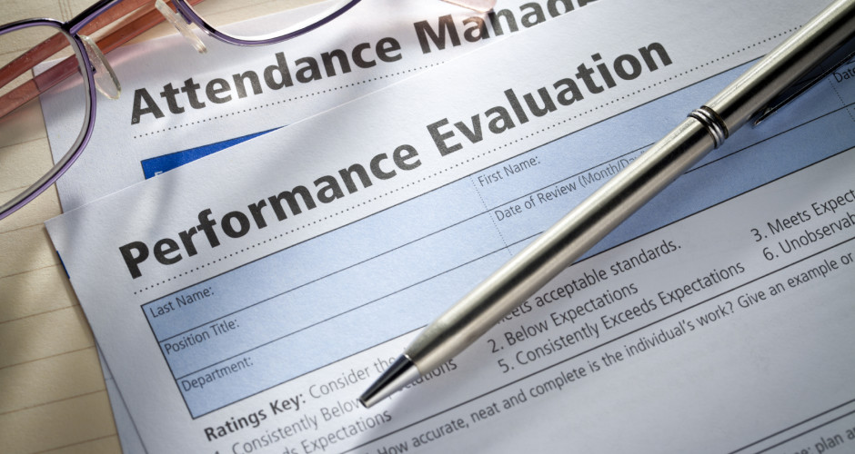 Why Using Bell Curve In Performance Evaluation Is Bad For Your